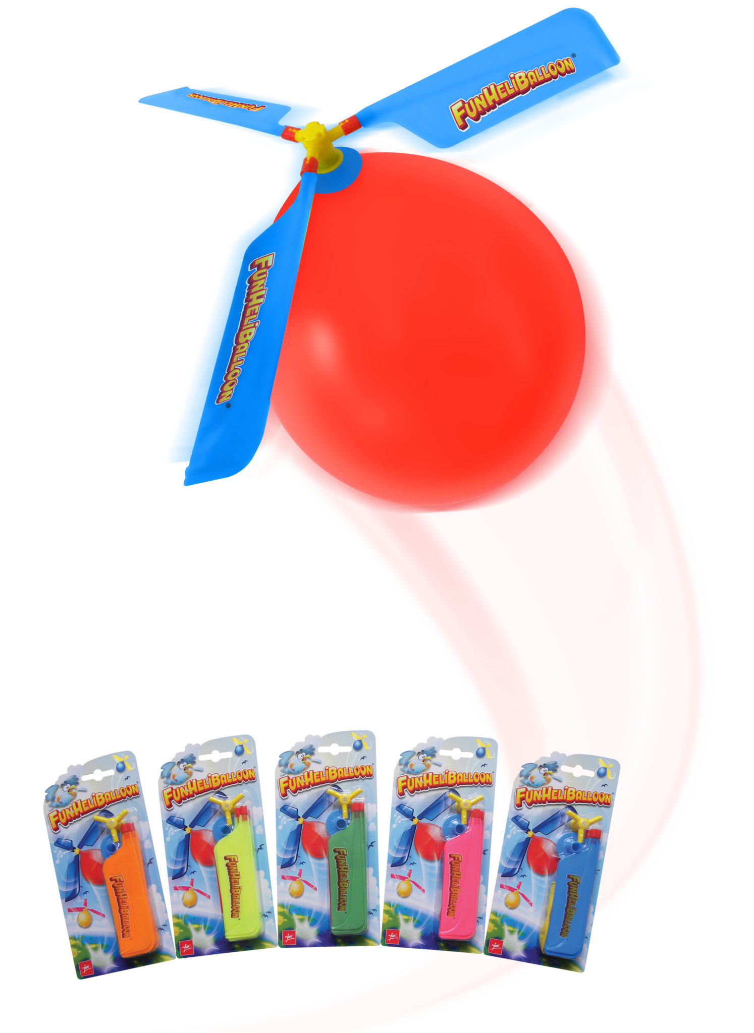 Fun Promotion Funheliballoon